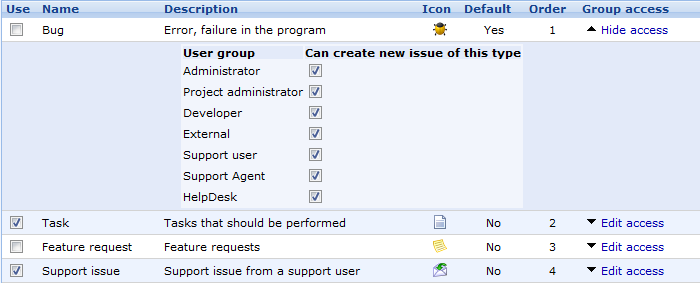 Knowledge Base Images/Project Settings/Project_Settings_Issue_Types.png