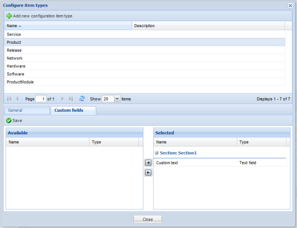 Knowledge Base Images/Products / configuration management/Configure_item_type_dialog.PNG