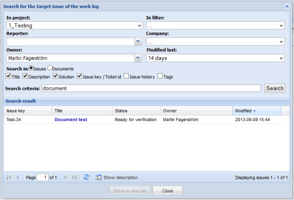 Knowledge Base Images/WorkLog/TransferWorklog_SearchDialog.PNG