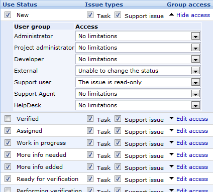Knowledge Base Images/Project Settings/Project_Settings_Status.png
